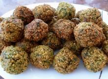 Falafel-Vegan-Yemegi